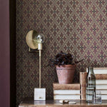 Bayham Abbey behang Little Greene Selected wallpapers by OOSTENDORP