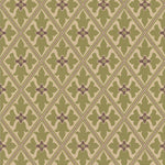 Bayham Abbey Citrine behang Little Greene Selected wallpapers by OOSTENDORP