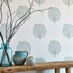 Bay Tree behang Sanderson Selected wallpapers by OOSTENDORP