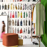 Beau monde behang Pierre Frey Selected wallpapers by OOSTENDORP