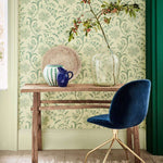 Bedford Square behang Little Greene Selected wallpapers by OOSTENDORP