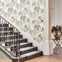Bird of Paradise behang Sanderson Selected wallpapers by OOSTENDORP