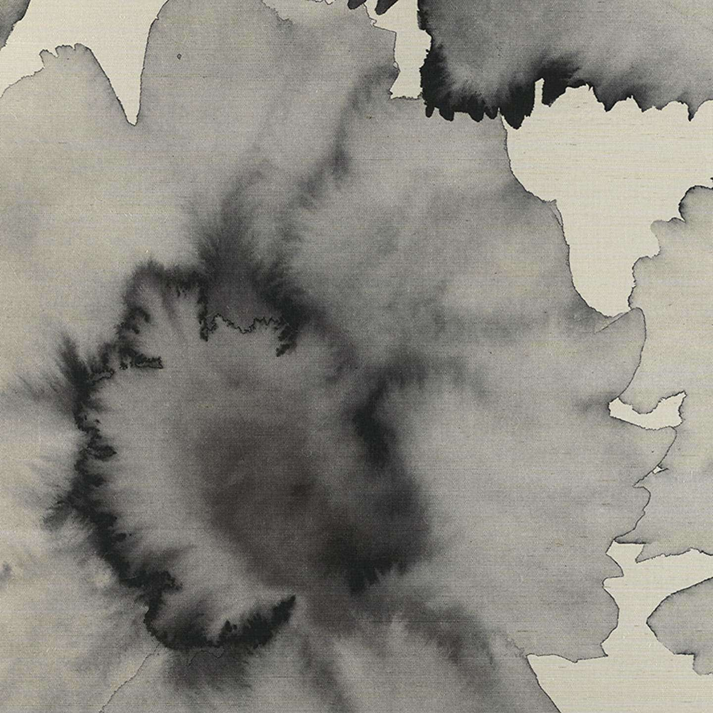 Bloom India ink (l) behang Phillip Jeffries Selected wallpapers by OOSTENDORP