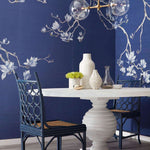 Blossom behang Phillip Jeffries Selected wallpapers by OOSTENDORP