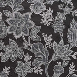 Bohemia Graphite behang Phillip Jeffries Selected wallpapers by OOSTENDORP