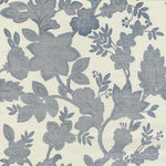 Bohemia Smokey Blue behang Phillip Jeffries Selected wallpapers by OOSTENDORP