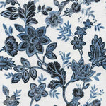 Bohemia Sapphire behang Phillip Jeffries Selected wallpapers by OOSTENDORP