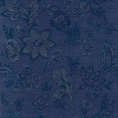 Bohemia Cobalt behang Phillip Jeffries Selected wallpapers by OOSTENDORP