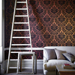 Bonaparte behang Little Greene Selected wallpapers by OOSTENDORP