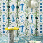Bonne peche behang Pierre Frey Selected wallpapers by OOSTENDORP