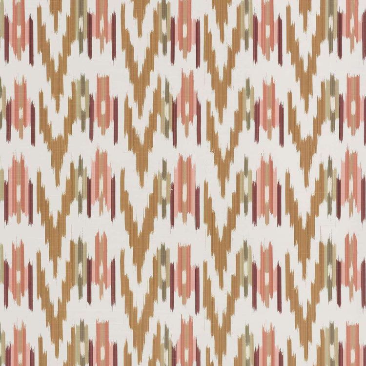L'odissi Rose behang Braquenie Selected wallpapers by OOSTENDORP