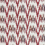 L'odissi Rouge behang Braquenie Selected wallpapers by OOSTENDORP