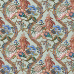 A La table du roi Celadon behang Braquenie Selected wallpapers by OOSTENDORP