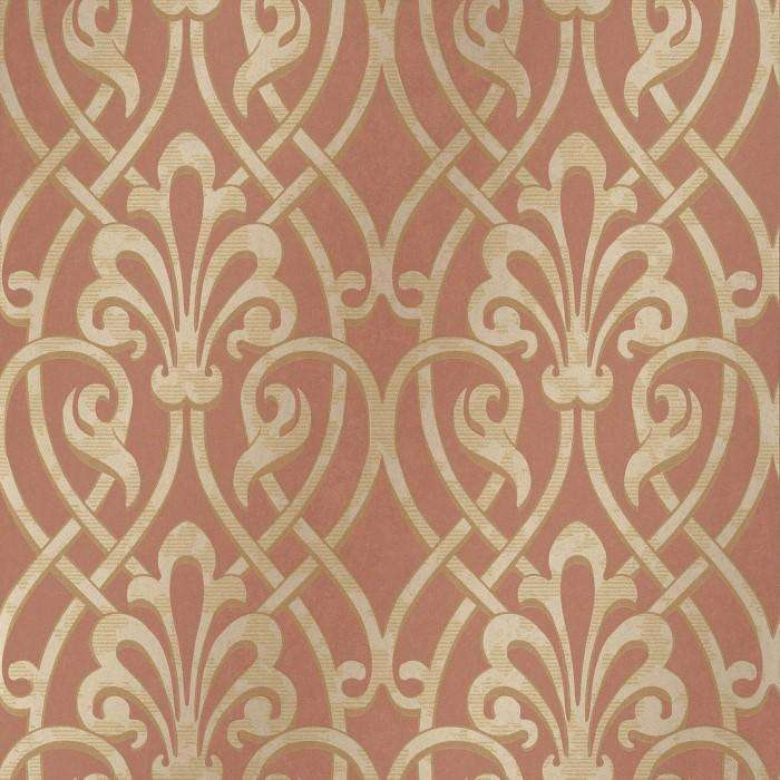 Brook Street Etruscan behang Little Greene Selected wallpapers by OOSTENDORP