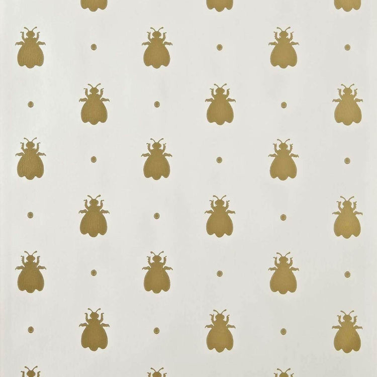 Bumble Bee 7 Behang Farrow & Ball Selected wallpapers by OOSTENDORP
