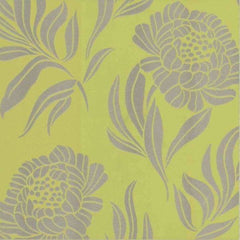 Chatsworth Lime Behang 1838 wallcoverings Selected wallpapers by OOSTENDORP