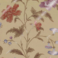 China Rose Bronze behang Little Greene Selected wallpapers by OOSTENDORP