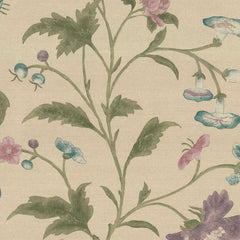 China Rose Sage behang Little Greene Selected wallpapers by OOSTENDORP