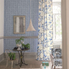 Chinese Trellis behang Designers Guild Selected wallpapers by OOSTENDORP