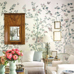 Costerman's Garden behang Iksel Selected wallpapers by OOSTENDORP