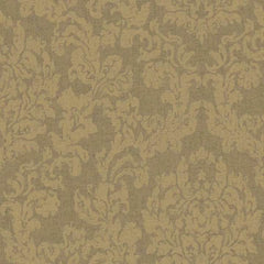 Damask BRIGHT BROWN Behang Texam Selected wallpapers by OOSTENDORP