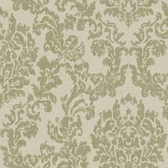 Damask GREEN HILL Behang Texam Selected wallpapers by OOSTENDORP