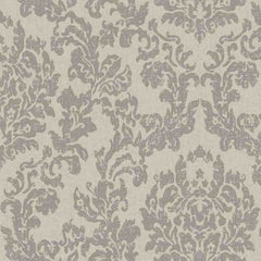 Damask SHADES OF GREY Behang Texam Selected wallpapers by OOSTENDORP