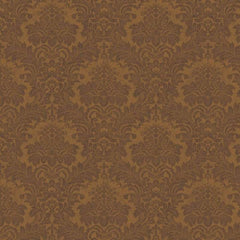 Damask TANGERINE BLISS Behang Texam Selected wallpapers by OOSTENDORP