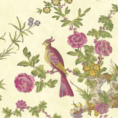 Darwin Jeune behang Little Greene Selected wallpapers by OOSTENDORP