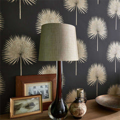 Fan Palm behang Sanderson Selected wallpapers by OOSTENDORP