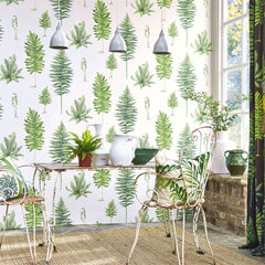 Fernery behang Sanderson Selected wallpapers by OOSTENDORP