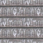 Boheme Taupe behang Pierre Frey Selected wallpapers by OOSTENDORP