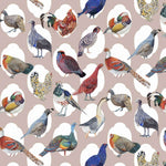 Haute cour Multicolore behang Pierre Frey Selected wallpapers by OOSTENDORP
