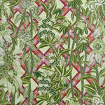 Swahali Grand Jungle behang Pierre Frey Selected wallpapers by OOSTENDORP