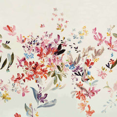 Mille Fleurs Printemps behang Pierre Frey Selected wallpapers by OOSTENDORP
