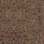 Le tapis d'ardabil Antique behang Pierre Frey Selected wallpapers by OOSTENDORP