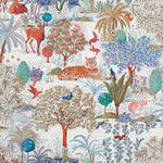 Le jardin du palais Lever du jour behang Pierre Frey Selected wallpapers by OOSTENDORP