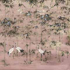 Garzas Rose Behang Coordonne Selected wallpapers by OOSTENDORP
