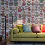 Gaya behang Pierre Frey Selected wallpapers by OOSTENDORP