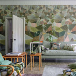 Geo Moderne behang Designers Guild Selected wallpapers by OOSTENDORP