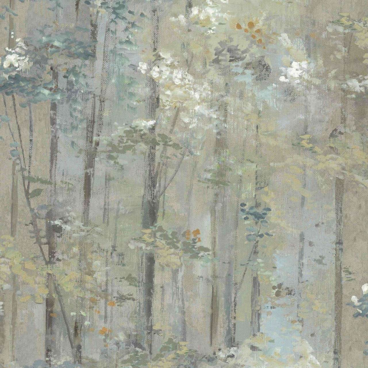 Glade Moss Behang 1838 wallcoverings Selected wallpapers by OOSTENDORP