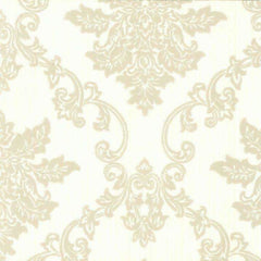 Hampton Ivory Behang 1838 wallcoverings Selected wallpapers by OOSTENDORP