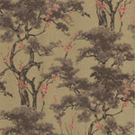 Harewood Gold Behang 1838 wallcoverings Selected wallpapers by OOSTENDORP