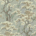 Harewood Seafoam Behang 1838 wallcoverings Selected wallpapers by OOSTENDORP
