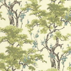 Harewood Lime Behang 1838 wallcoverings Selected wallpapers by OOSTENDORP