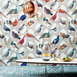 Haute cour behang Pierre Frey Selected wallpapers by OOSTENDORP