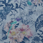 Hedgerow Blue Dusk Behang 1838 wallcoverings Selected wallpapers by OOSTENDORP