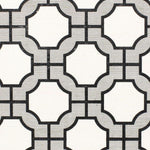 Imperial Gates Grey and Black behang Phillip Jeffries Selected wallpapers by OOSTENDORP