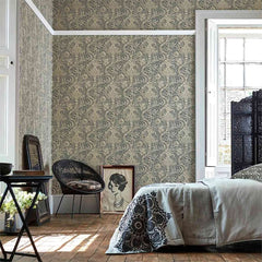 Indian behang Morris & Co Selected wallpapers by OOSTENDORP