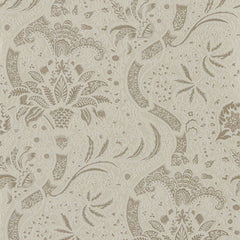 Indian Stone/Linen behang Morris & Co Selected wallpapers by OOSTENDORP